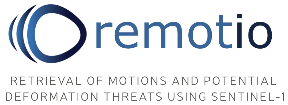 Retrieval of Motions and Potential Deformation Threats (remotIO)